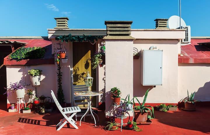 La Casina sul tetto - monolocale