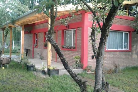 Casa a extrenar - El Bolsón - บ้าน