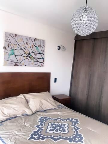 Edificio neo apartamento un dormitorio