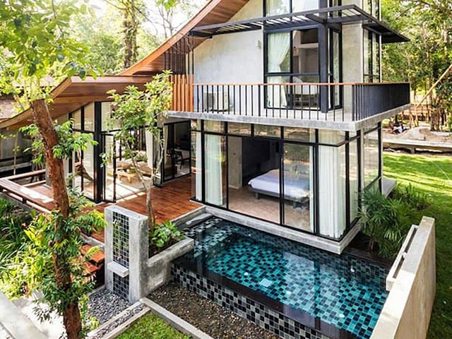 Thalanena Villa,Smooth and elegant in nature