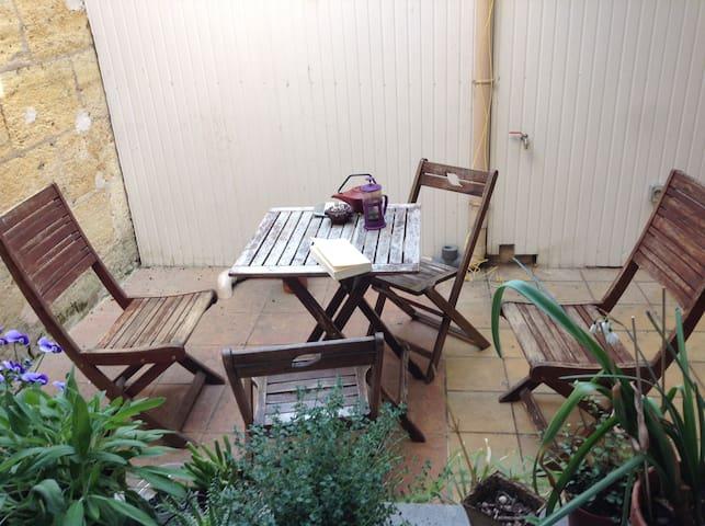 Charmant appartement entre le centre et Nansouty - Bordeaux - Wohnung