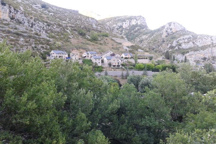 Gîte Cardabelles, La Malène(48), Gorges du Tarn
