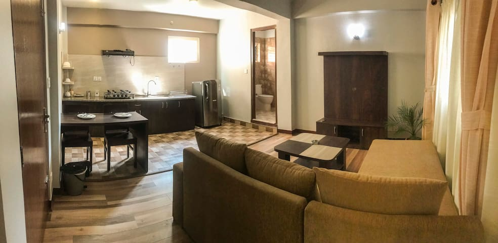 1BHK Apartment in Old Patan.