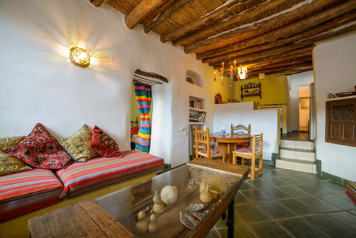 Cosy Moorish Casa in Andalucia - Alfornón - Appartement
