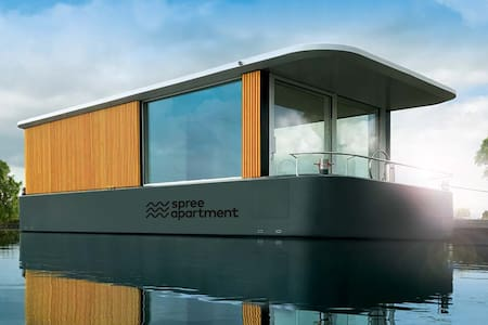 MARA Spreeapartment - Hausboot (festliegend)