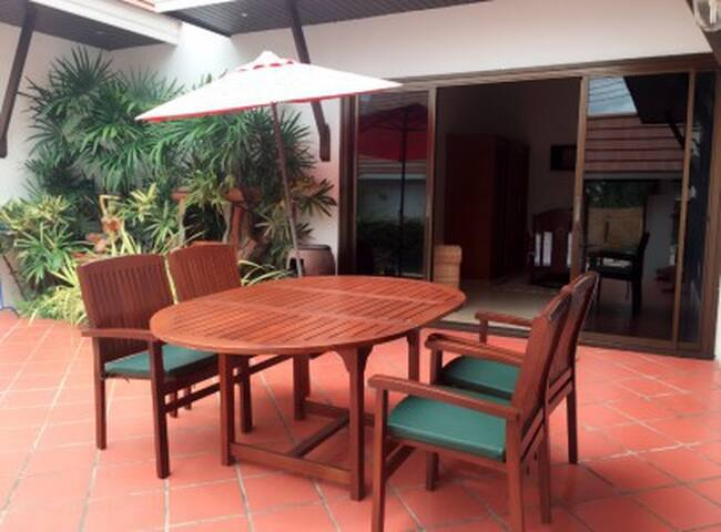 Oriental Thai Pool Villa Master 2 Br - Rayong - Villa