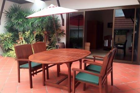 Oriental Thai Pool Villa Master 2 Br - Rayong