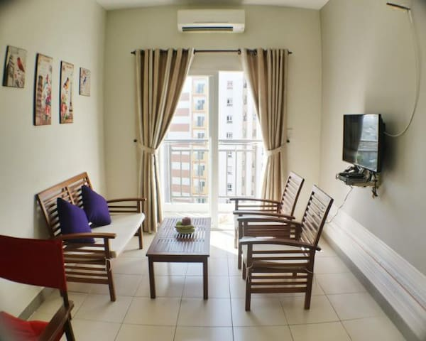 Amazing Apartment for travel at Bac Giang - tx. Chí Linh - Huoneisto