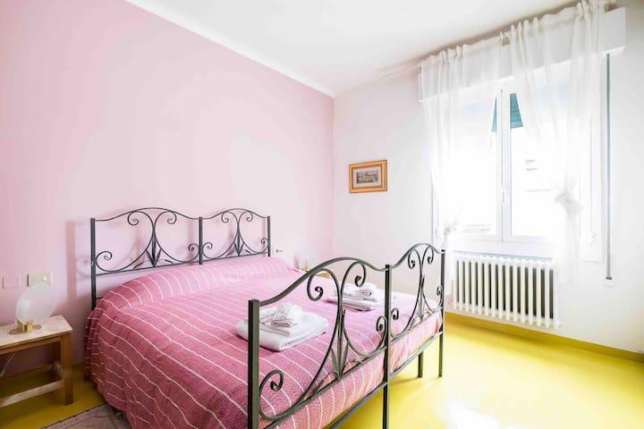 La stanza Rosa BB La Villa