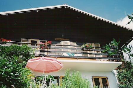 Bovenverdieping met duizelingwekkend uitzicht - Cabin