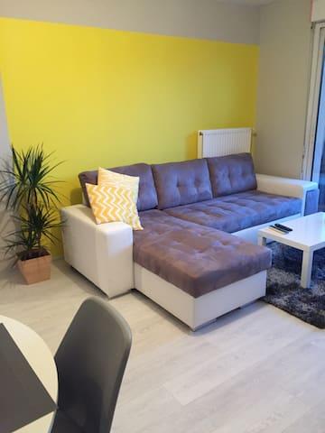 Bel appartement 2 pièces - Rodez - Lägenhet