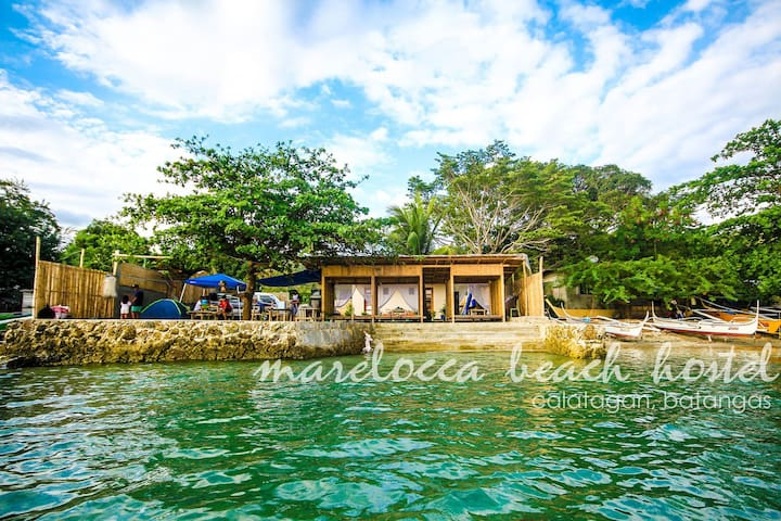 Marelocca Beach Hostel