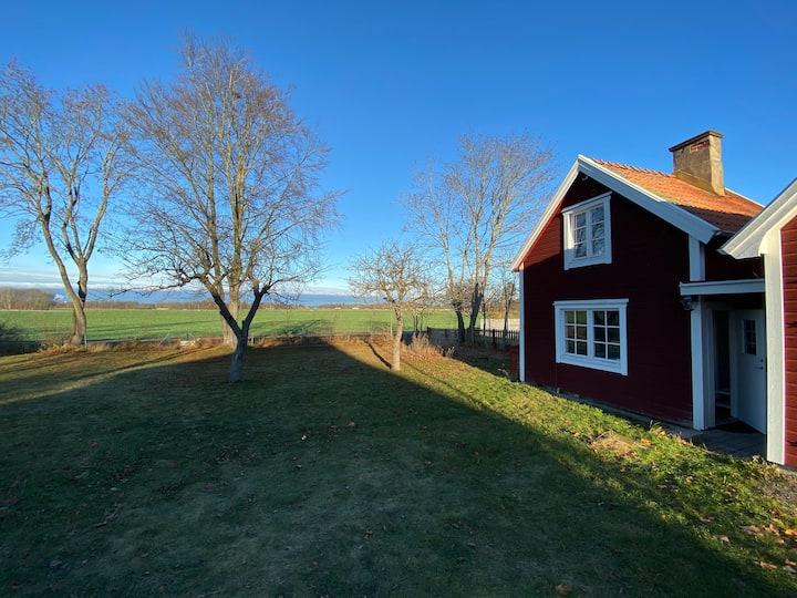Gårdshus med närhet till Kalmar