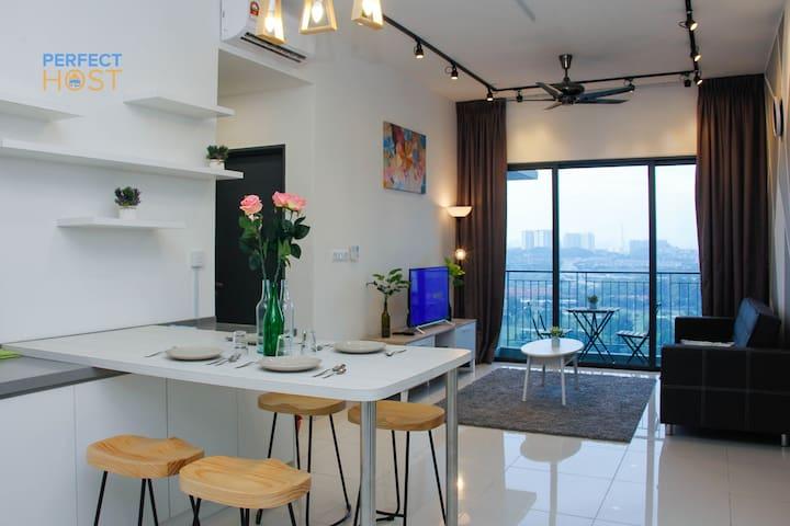 BJ #5 Urban Design 10Min > Bukit Jalil Stadium ⚽️