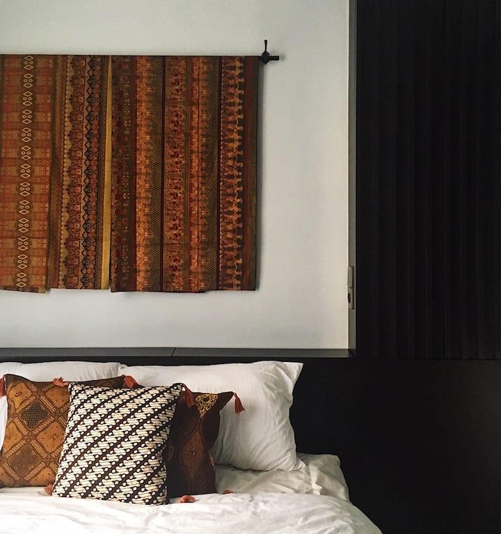 Tropic Stay at Puri Indah, Ciputra International