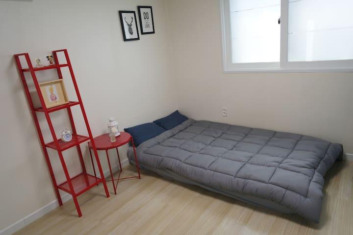 Cozy and White Simple Studio