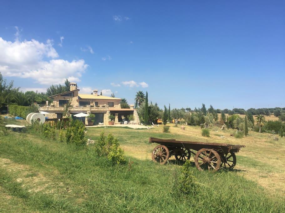 Villa In Affitto Catanzaro