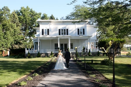 Beautiful Finger Lakes Inn Estate! - Groton