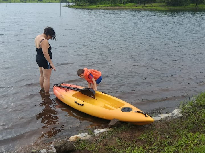 Kundalika river rafting kolad DMARCNatureCampTents