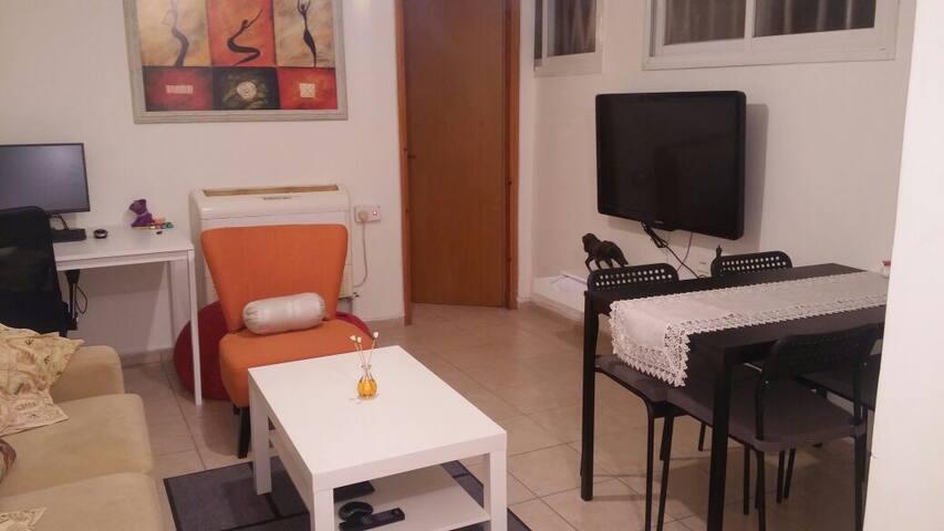 A cute apartment - Ramat Hasharon - Pis