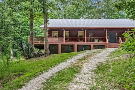 Fifty-Six Cabin ~ Privacy in the woods  near the best outdoor rec areas