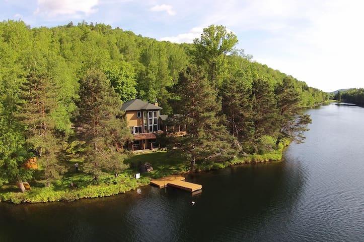 Nature et Tranquilité à 15 min de Tremblant - Labelle - House