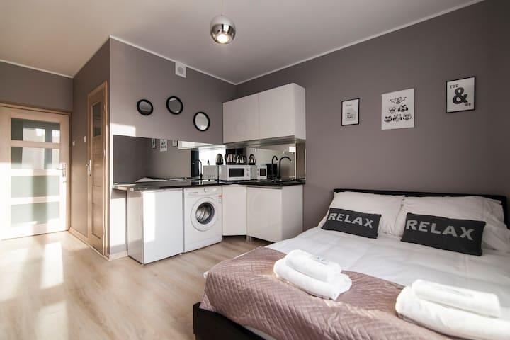 Apartament  - Lipowa 12/19 B