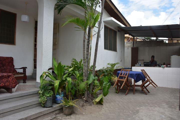 Backpackers Home,Double Room #3