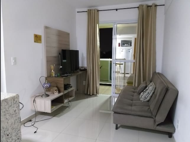 Apartamento aconchegante no centro de Resende.