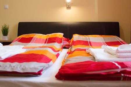 Egy hálószobás 4 fős apartman - Mórahalom - Konukevi
