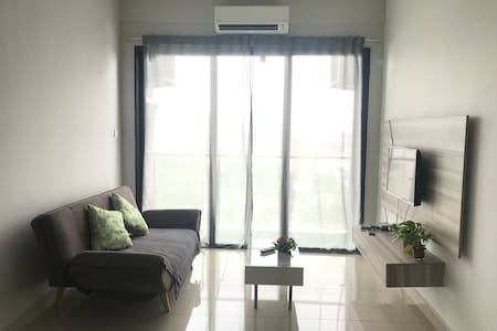 Cosy & Comfy Sky Riverview Studio Apartment ✈