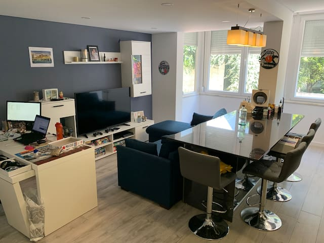 Cozy Apartament Near Expo and AirPort.