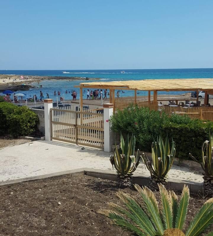 Marzamemi - San Lorenzo -  50 mt. dal mare - wifi