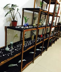 China ceramics&youth hotel - Krong Siem Reap - โฮสเทล