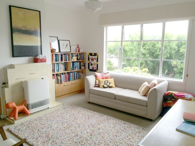 Modern Central Art Deco family home - Wellington - Apartament