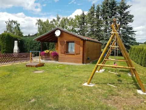 Gemütliches Häuschen auf dem idyllischen Bergenhof
