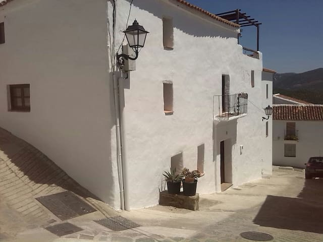 Village house nearby Malaga - Cartajima - Haus