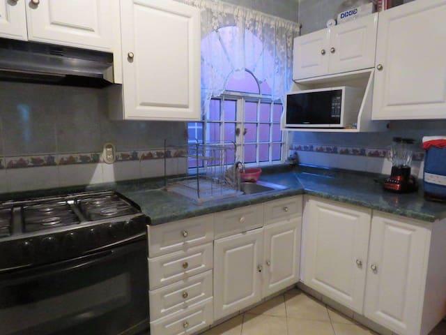 Habitación privada en hermoso departamento - Celaya - Apartment
