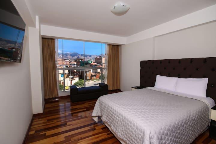 Apartamento lindo, limpio y hermoso en Cusco