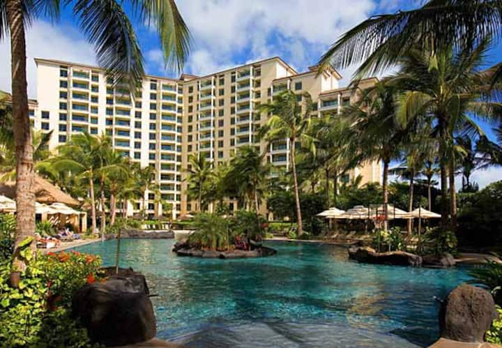 Marriott Ko Olina Beach Club (Studio Villa)
