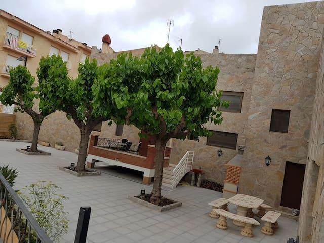 Casa Rural Ventura- Planta Principal