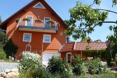 Komfortable, ebenerdige Fewo /nahe Schloß Kochberg - Uhlstädt-Kirchhasel - Apartmen
