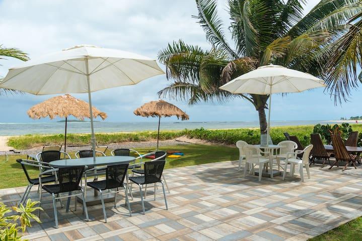 Casa Pé na Areia Praia de Toquinho