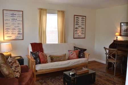 I2-Cozy 1BR in Pleasant Ridge Near/Kennedy Heights - Cincinnati