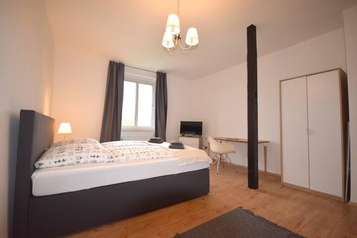 Stylish Suite - Heinrich-Heine-Business Lounge E3 - Düsseldorf - Apartment