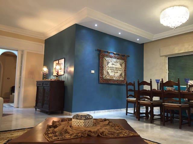 Laxury apartment in Amman - Al Rabieh