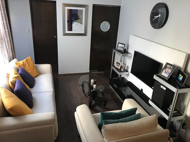 Comfortable and secure apartment. - Mexico City - Apartment