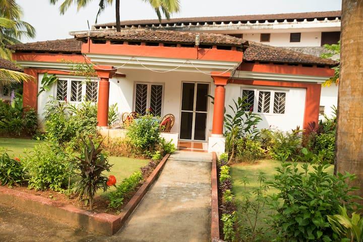 Villa beach stay in Cavelossim, Goa - Goa - Villa