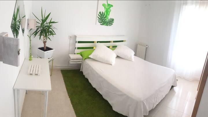 """La casa de Alberto & Tito """"Green Room"""""""