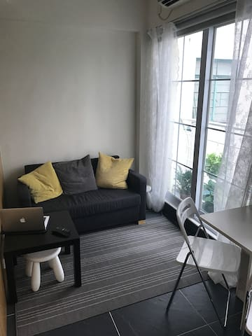 Bright and quiet flat in the heart of Soho - Hong Kong Island - Byt